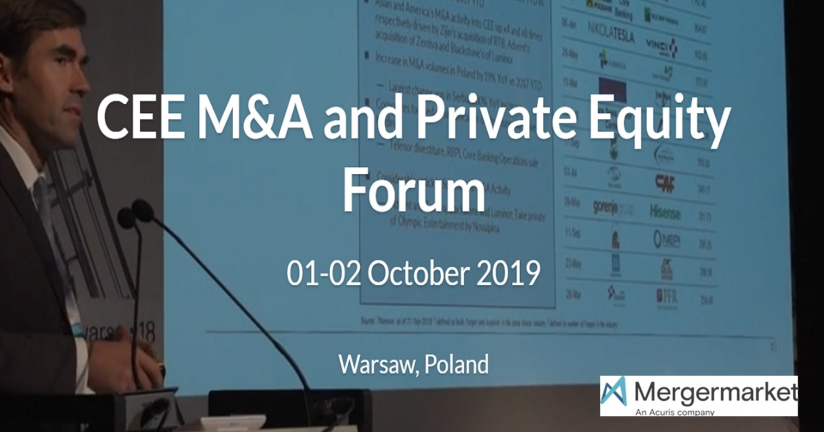 CEE M&A and Private Equity Forum