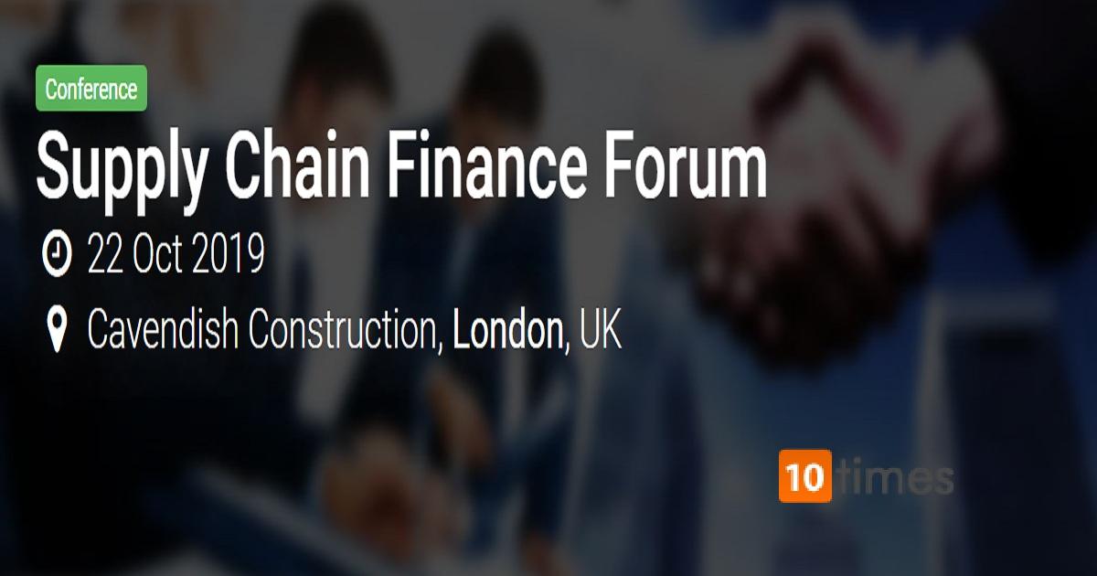 Supply Chain Finance Forum
