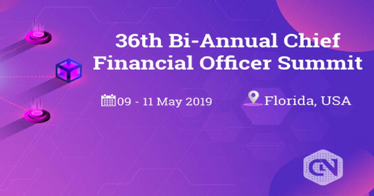 36th Bi-Annual Chief Financial Officer Summit