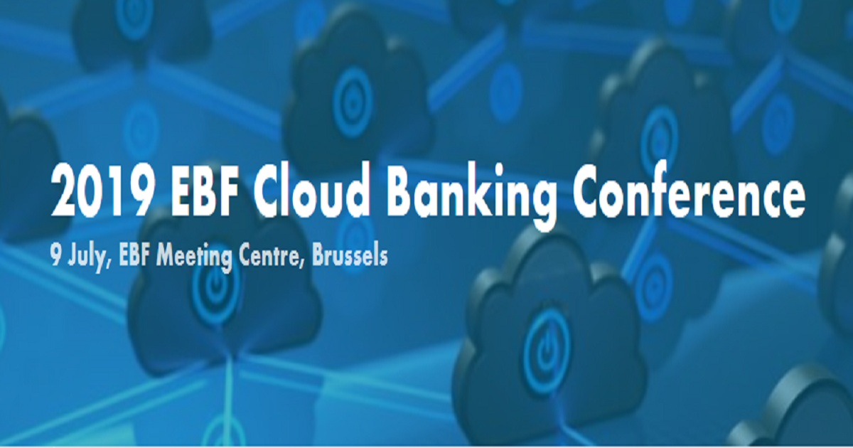 2019 EBF Cloud Banking Conference