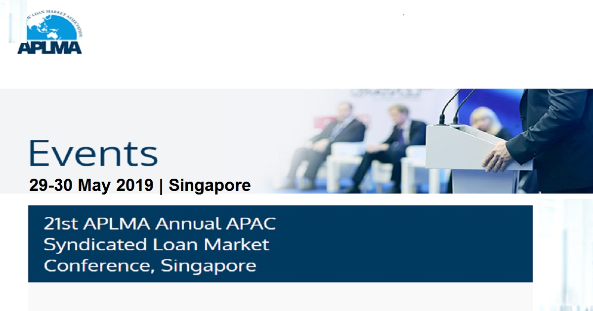 21st APLMA Annual APAC Syndicated Loan Market