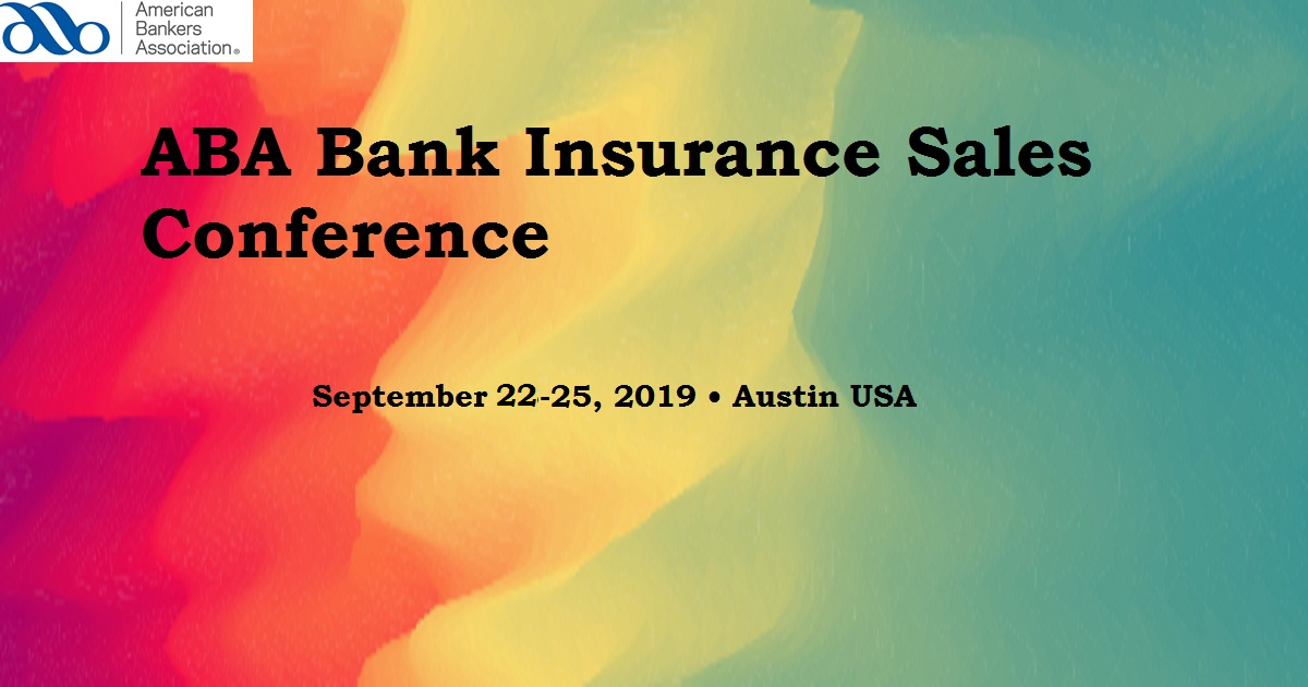 ABA Bank Insurance Sales Conference