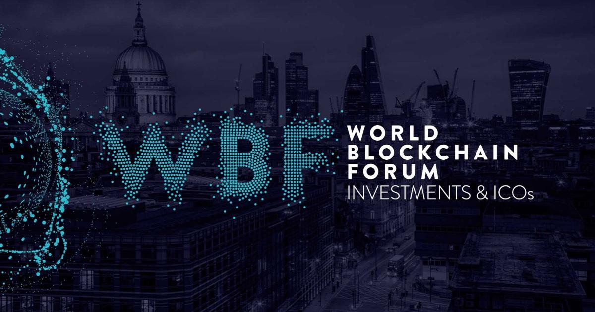 World Blockchain Forum: London