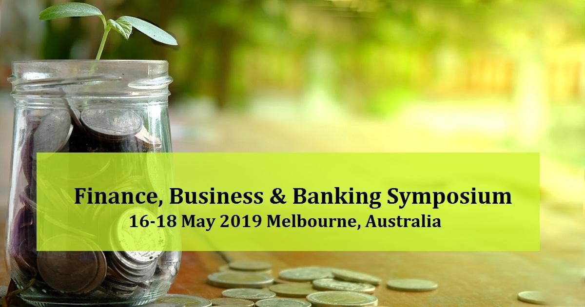 Finance, Business & Banking Symposium