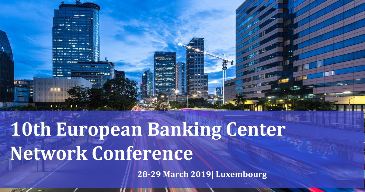10th European Banking Center Network Conference