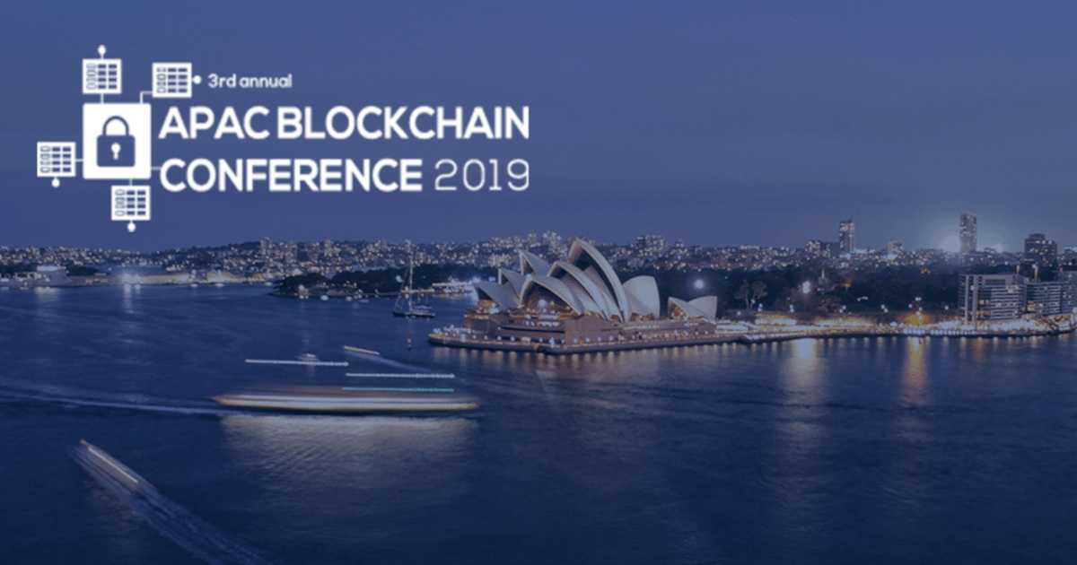 APAC Blockchain Conference 2019