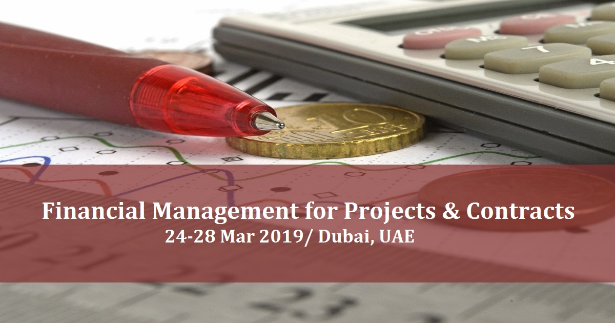 Financial Management for Projects & Contracts