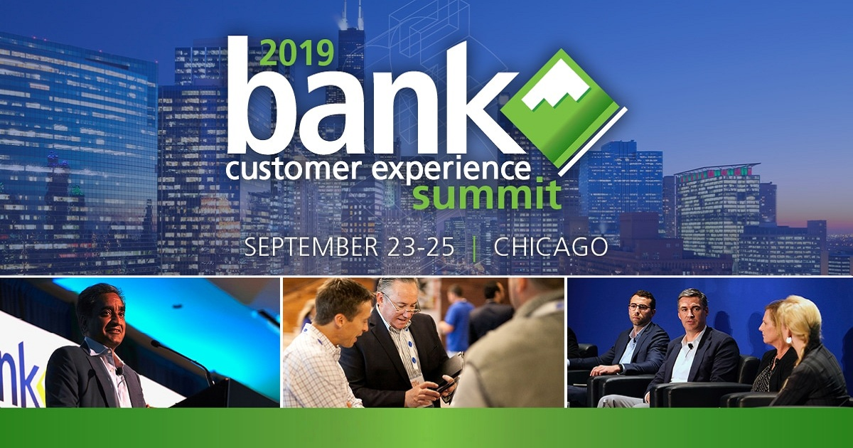 BANK CUSTOMER EXPERIENCE SUMMIT
