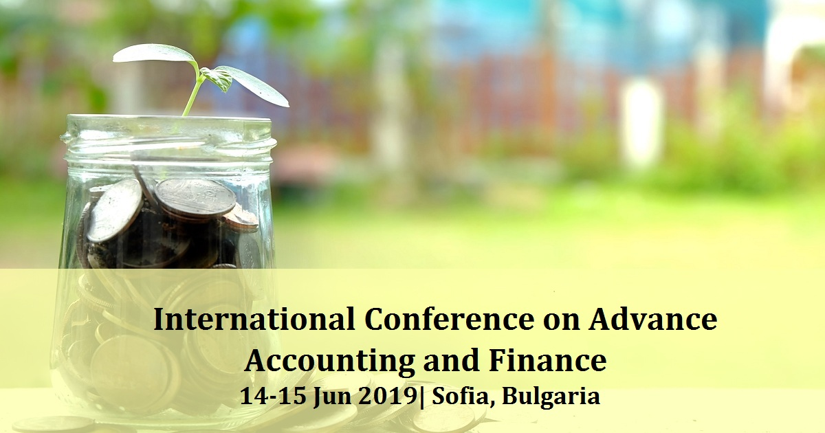 International Conference on Advance Accounting and Finance