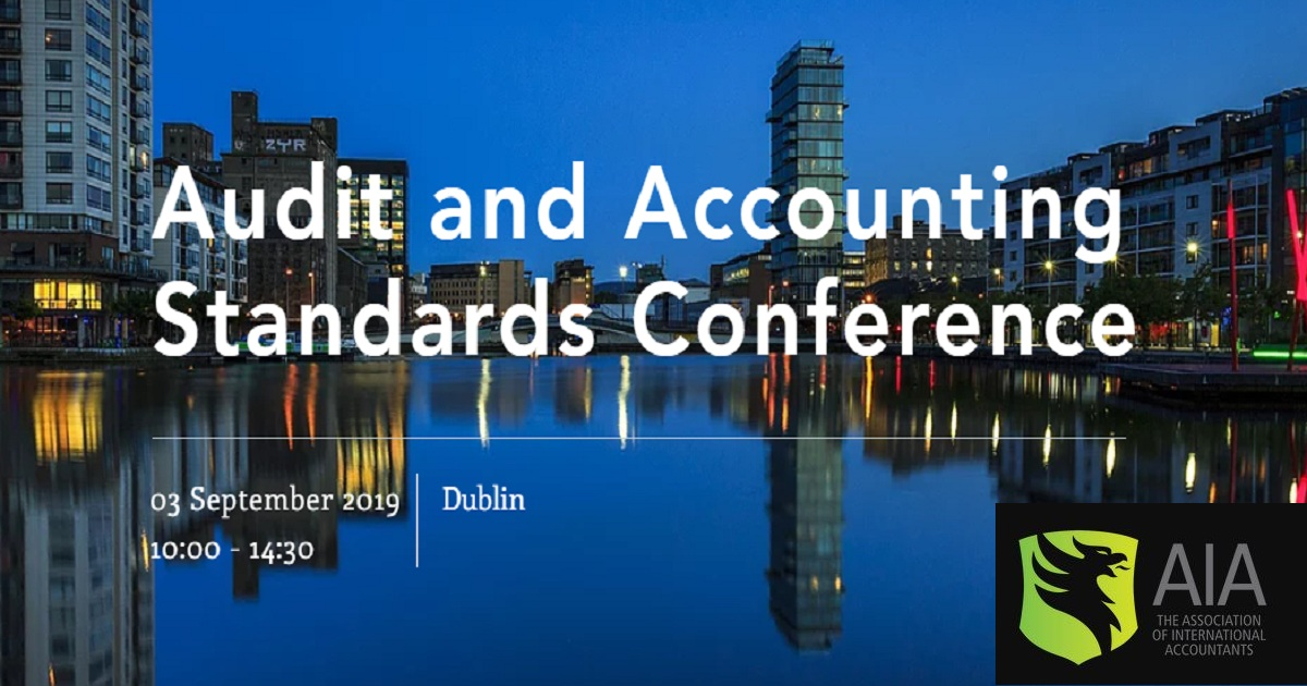 Audit and Accounting Standards Conference