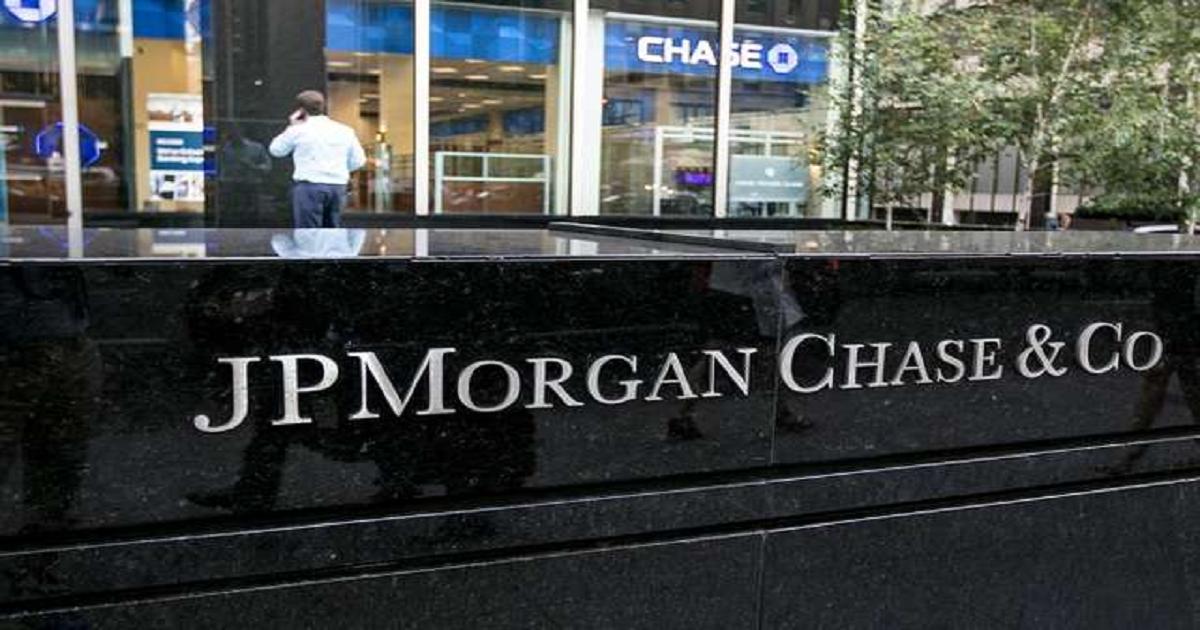 JPMorgan Stock Breaks Out From Bearish Price Channel