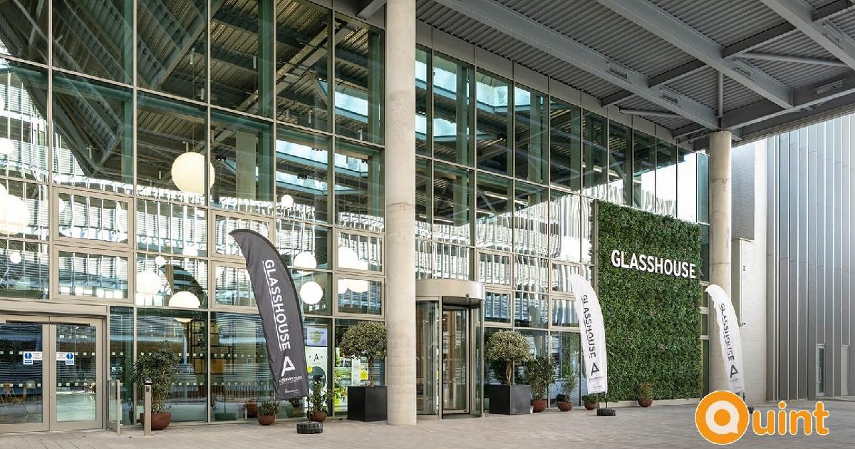 Quint Group joins growing tech community at Alderley Park's Glasshouse