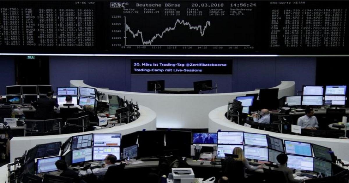 Escalating tariff war hits Europe's autos stocks and multinationals