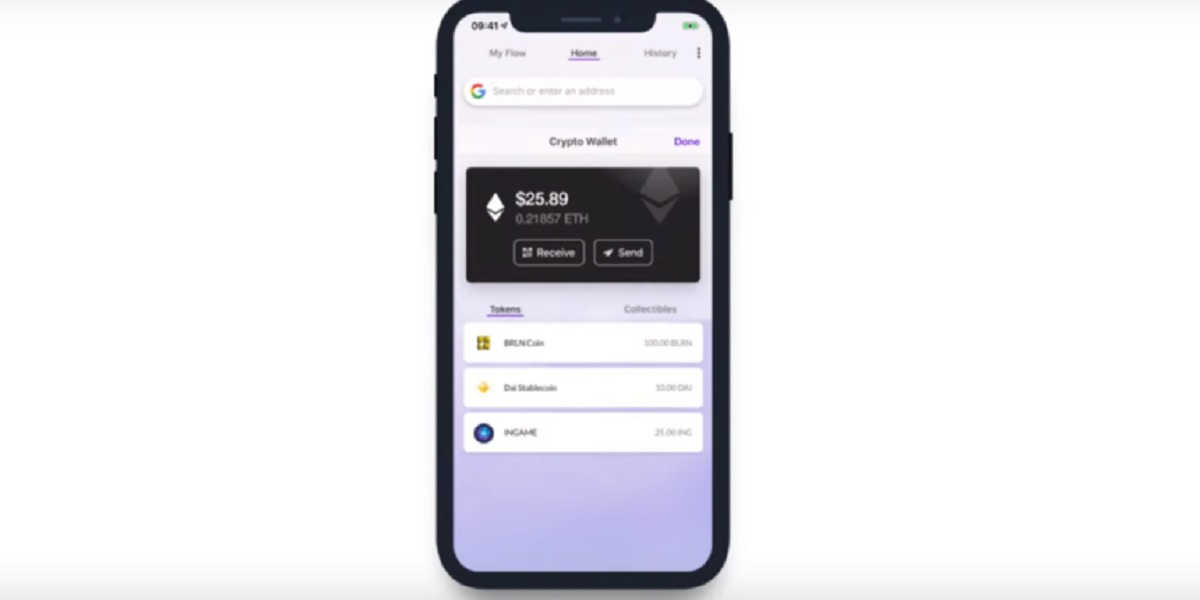 Opera's Browser With Built-In Crypto Wallet Launches for iPhones