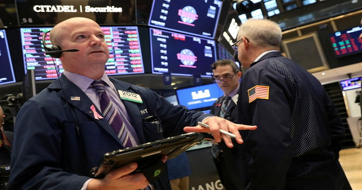 Stocks Rise for Fifth Straight Day as the Fed Supports