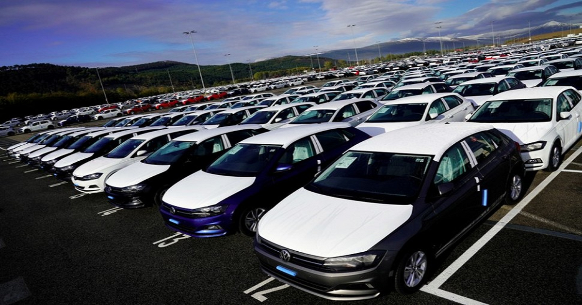 Volkswagen Sells Record 6.24 Million VW Vehicles in 2018