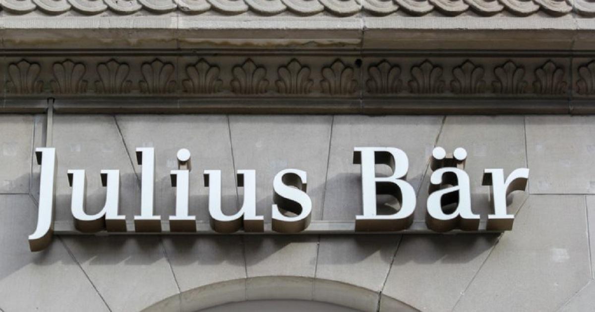 Swiss Bank Julius Baer to Offer Digital Asset Services
