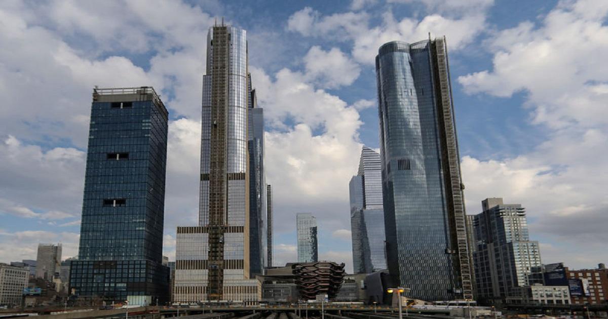 Hot tech sector, Wall Street drive record Manhattan leasing