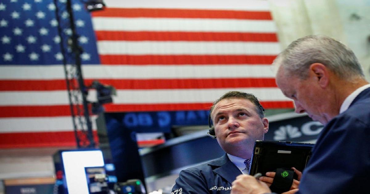 Wall Street drops on escalating U.S.-China trade war