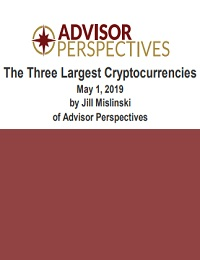 THE THREE LARGEST CRYPTOCURRENCIES