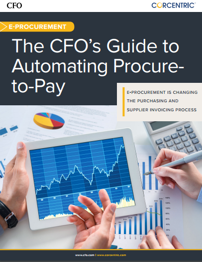 THE CFO'S GUIDE TO AUTOMATING PROCURE-TO-PAY