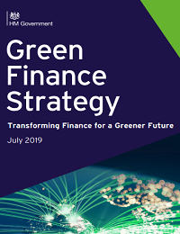 GREEN FINANCE STRATEGY